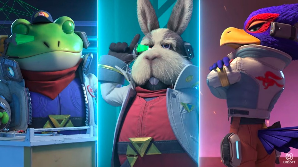 star fox, ubisoft, starlink: battle for atlas: crimson moon
