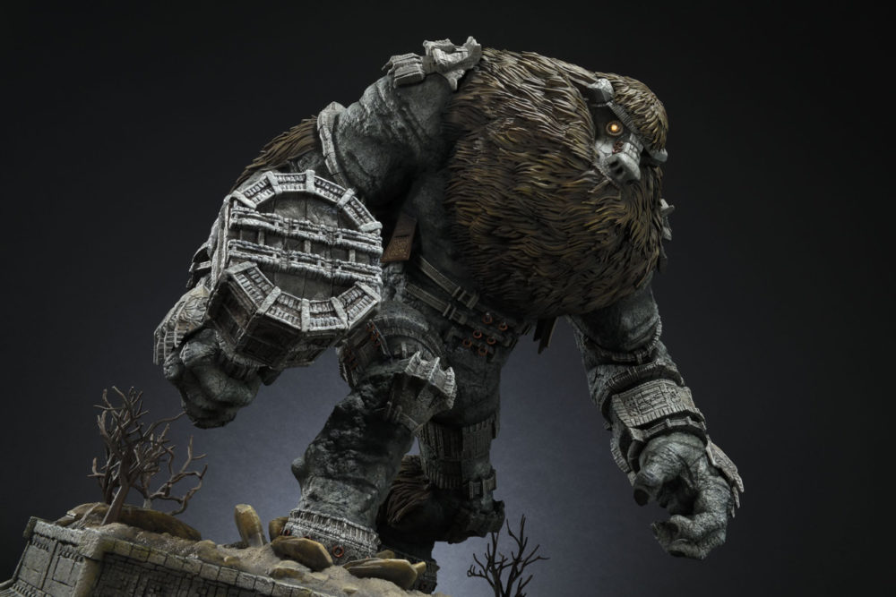 Shadow of the Colossus Figure