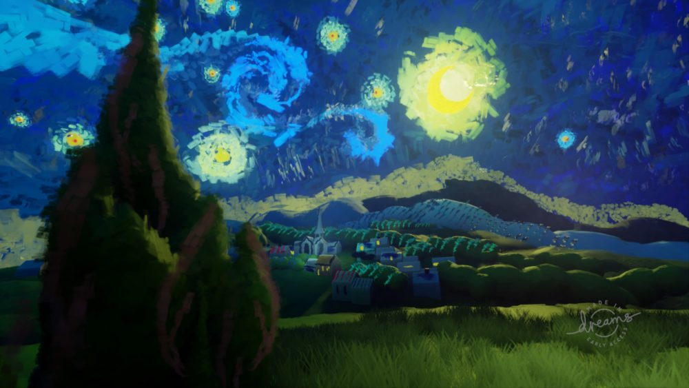 Starry Nightby TheOneironaut