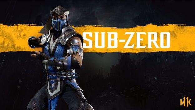 sub-zero, mk 11, mortal kombat 11