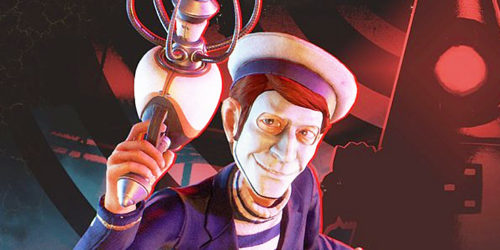 We Happy Few's First Story DLC Introduces Alien Robots in Launch Trailer