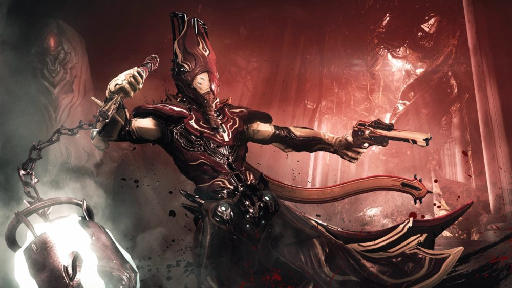 warframe, harrow