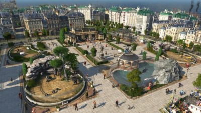anno 1800, settle new islands