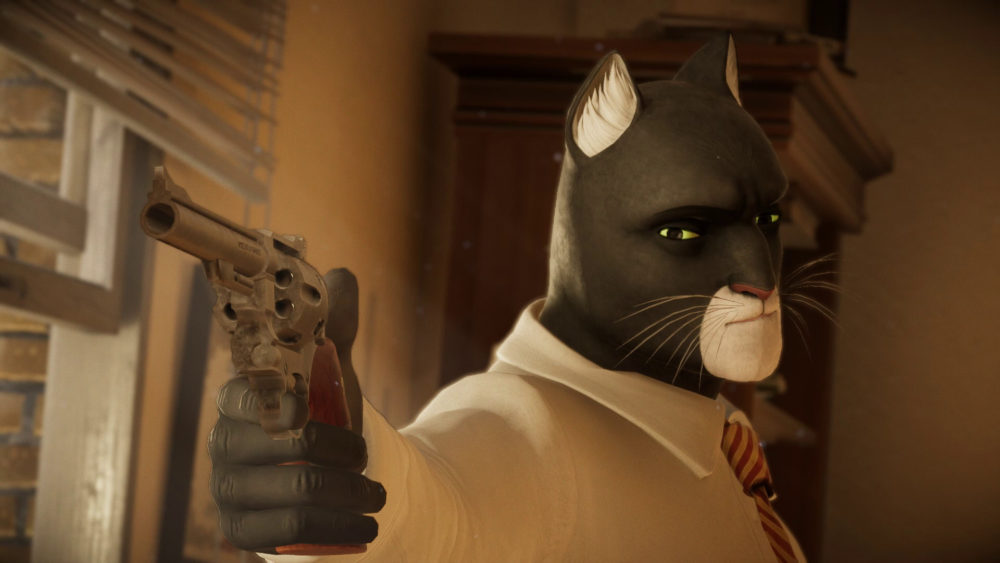 Blacksad; Under the Skin
