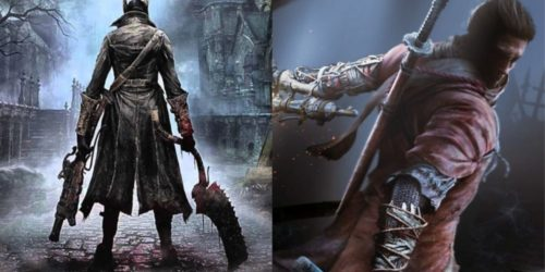 sekiro, bloodborne, fromsoftware, vs, which is better