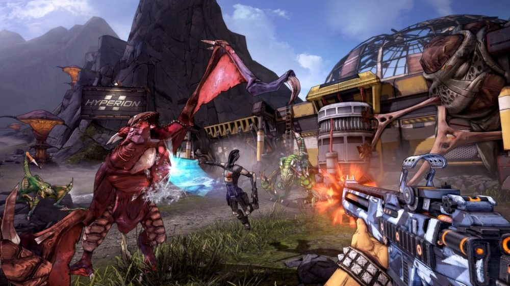 can you get borderlands 2 mods on xbox one