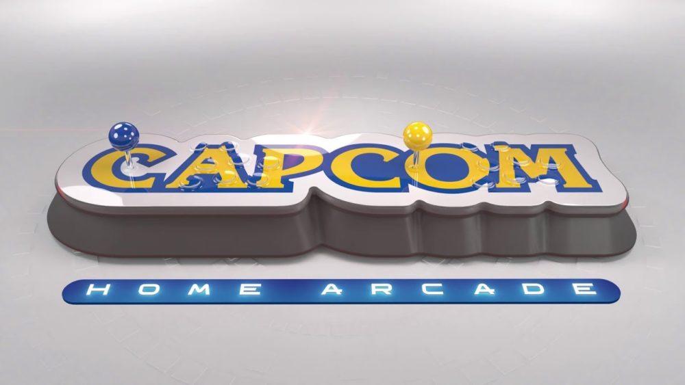 capcom plug and play home arcade