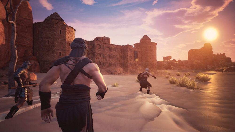 single-player, conan exiles
