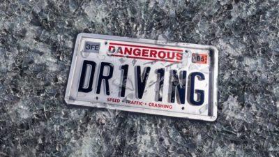 dangerous driving, spotify