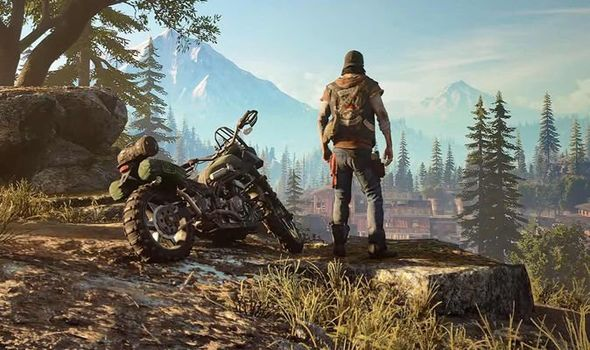 days gone, inventory size