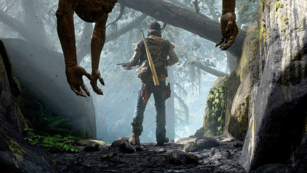 days gone, co op, multiplayer