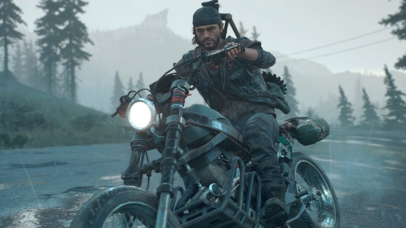 days gone, how to, drift, bike, motorcycle, trophy