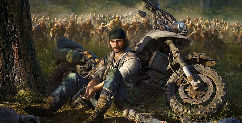cool things you can do in Days Gone