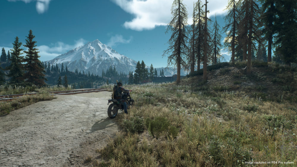 is Days Gone PS4 Pro compatible