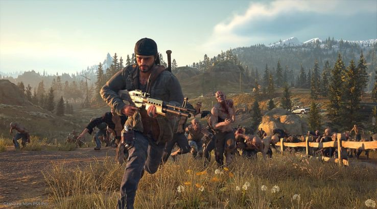 Days Gone, How to Change Aim Sensitivity