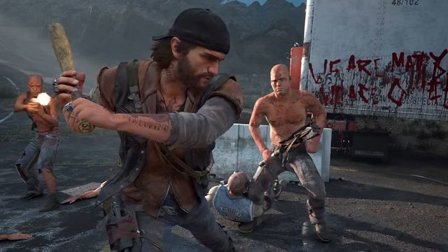 Days Gone, How to Melee