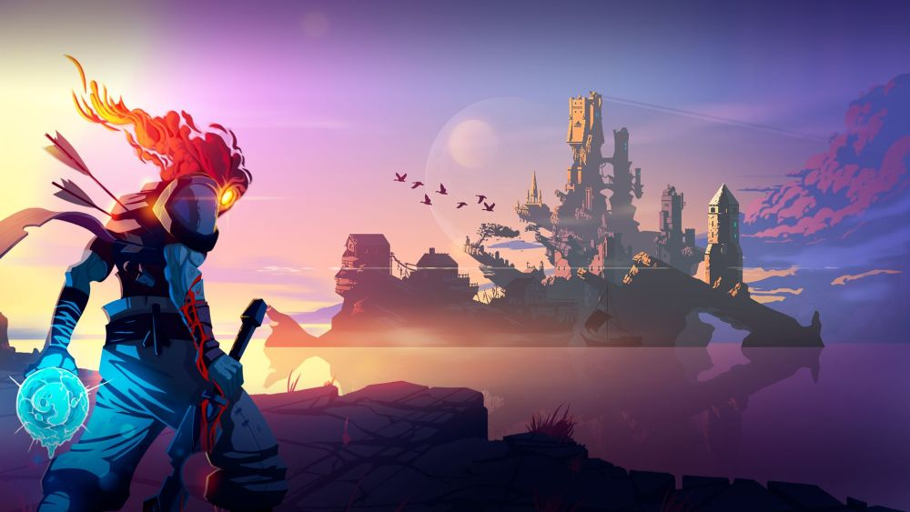 dead cells, chill games to podcast to
