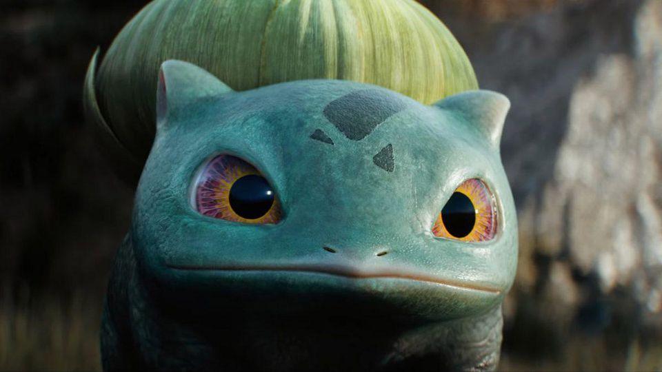 Detective Pikachu Bulbasaur
