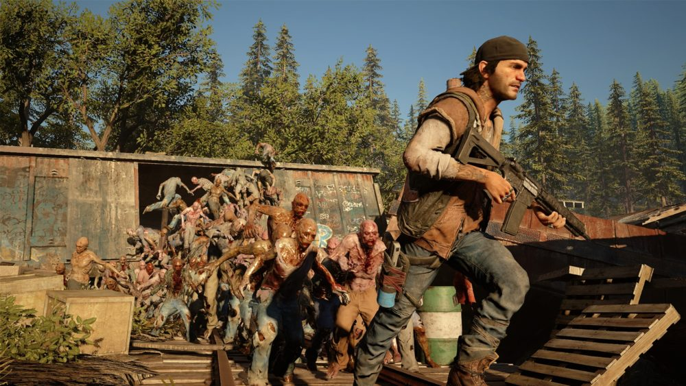 Days Gone, how long days gone takes to beat