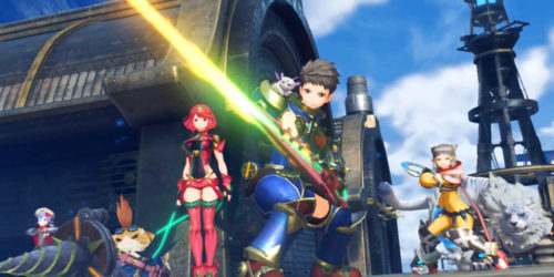 xenoblade chronicles 2, jrpg's switch