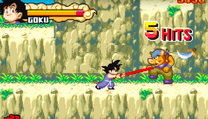 Dragon Ball: Advanced Adventure, Top 15 Best Dragon Ball Video Games