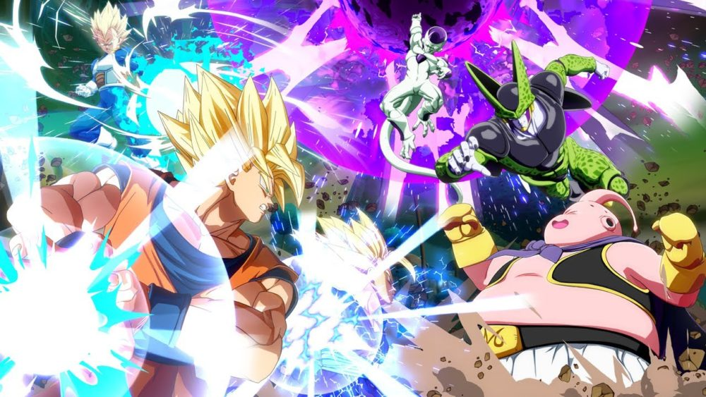 Dragon Ball FighterZ, Top 15 Best Dragon Ball Video Games