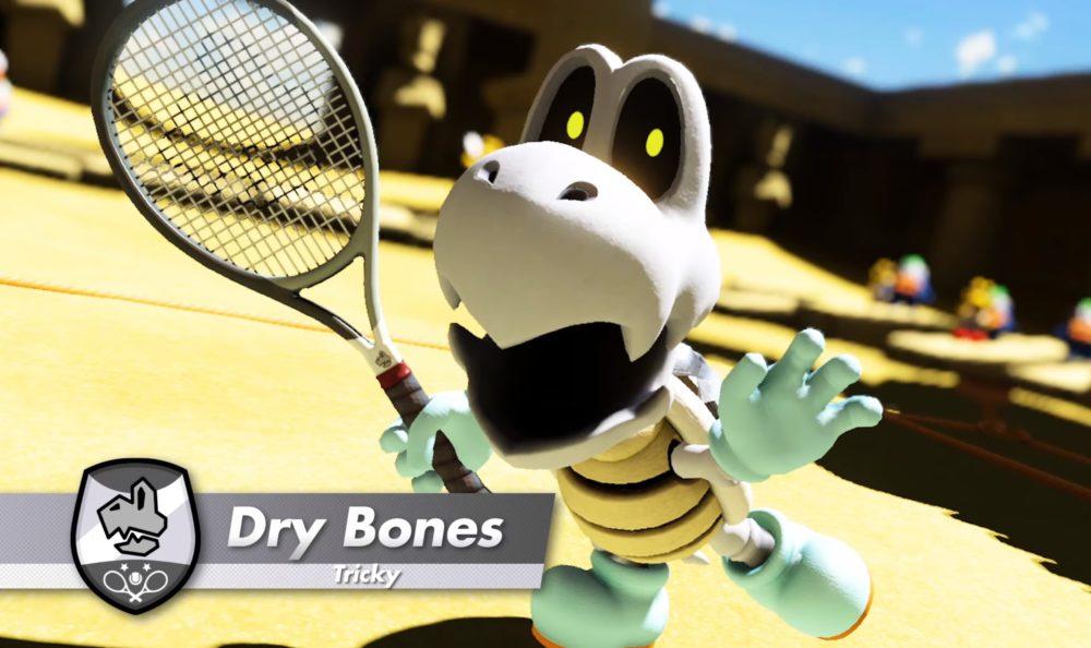 Dry Bones Mario Tennis Aces