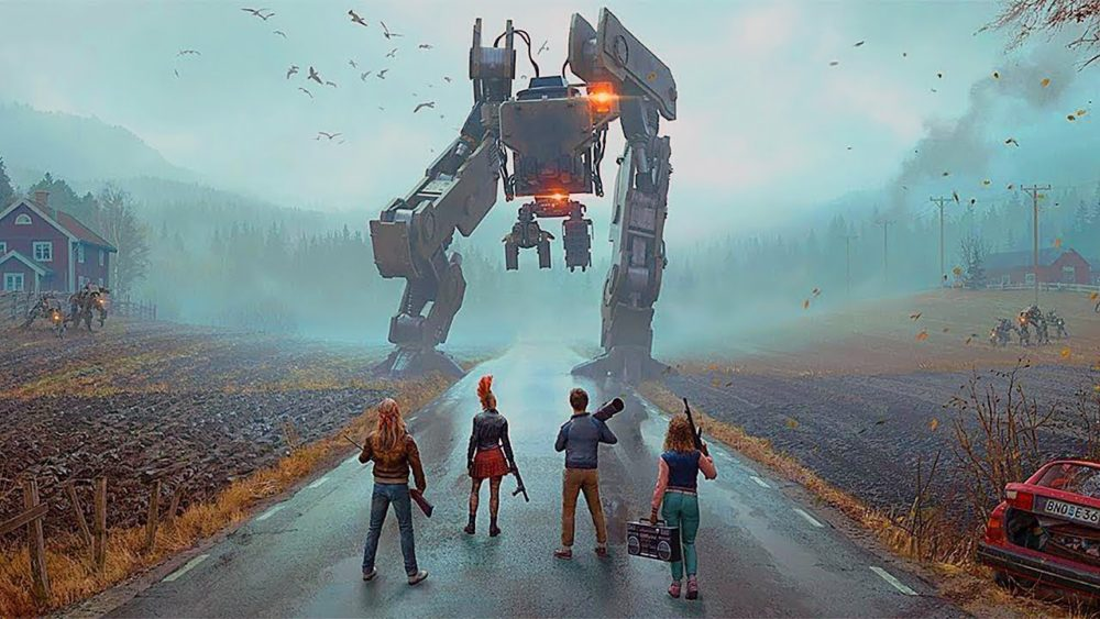 Generation Zero, Where to Find Military Base Vesslan Location