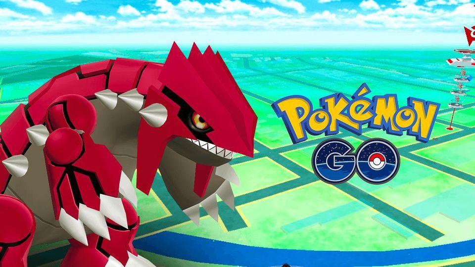 Pokemon GO, Groudon stats, movesets, raids