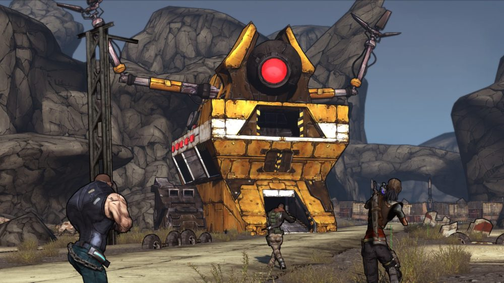 how to get borderlands game of the year edition