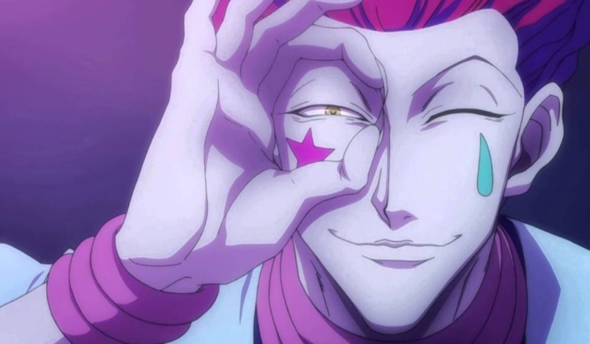 Hunter X Hunter, Hisoka, Best Anime Villains