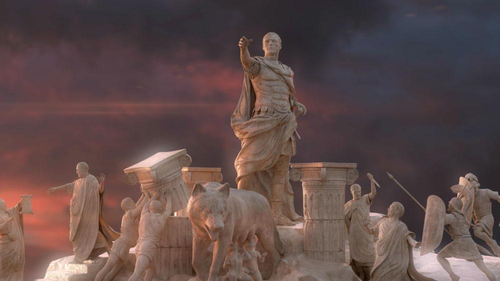 imperator rome government