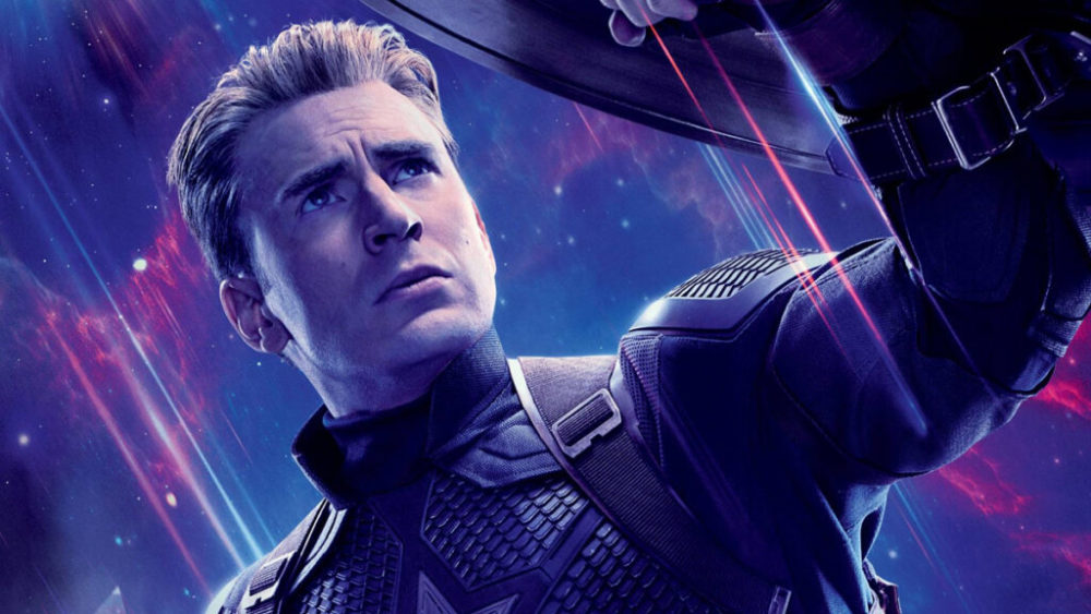 Avengers Endgame: Captain America's Time Travel Ending Explained