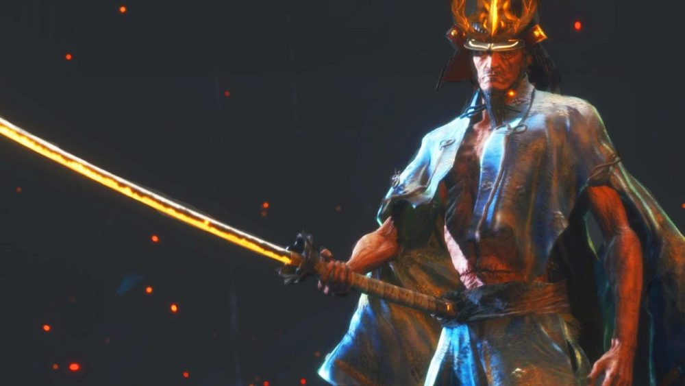 sekiro, isshin the sword saint