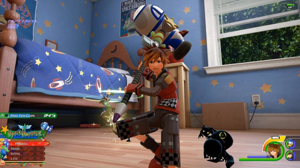 Kingdom Hearts 3, Critical Mode