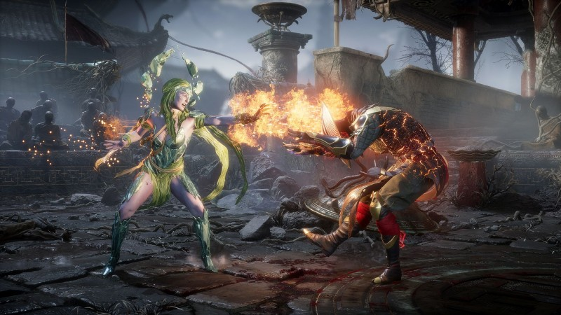 mortal kombat 11, games like, fighting game