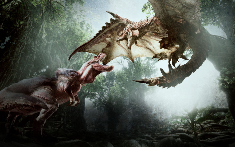 monster hunter: world, xbox game pass, microsoft