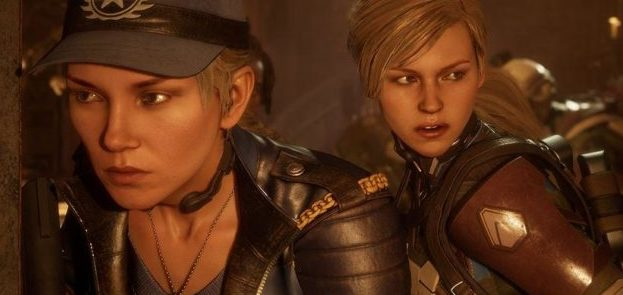 mortal kombat 11, story mode, cassie cage