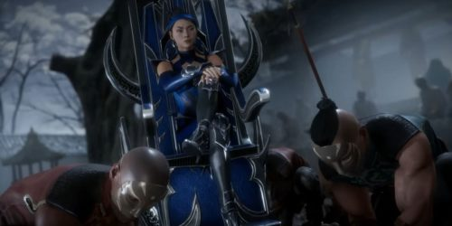 mortal kombat 11, towers of time
