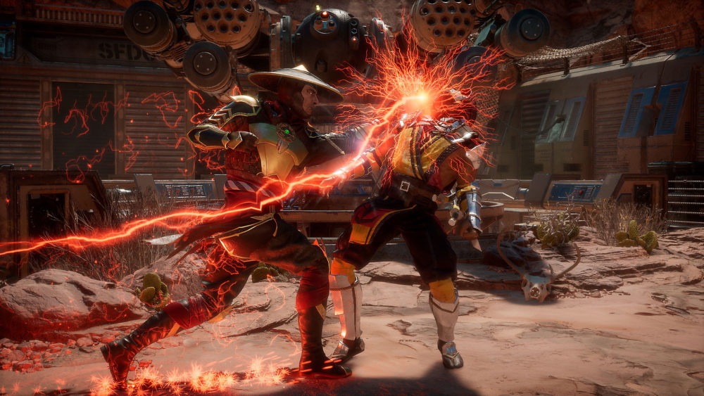 Mortal Kombat 11, Is it PS4 Pro and Xbox One X Enhanced?