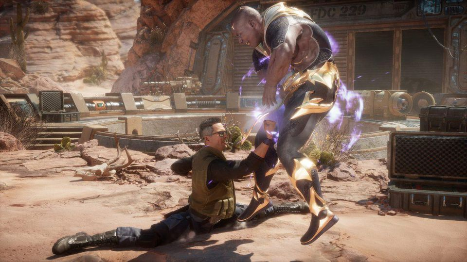 Mortal Kombat 11, How to Grapple