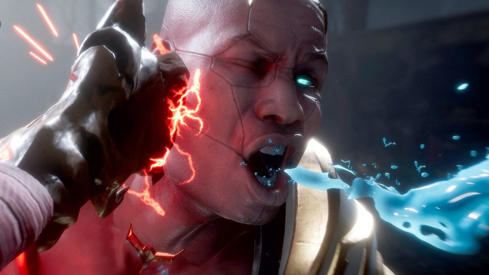Mortal Kombat 11, How to Do a Fatal Blow