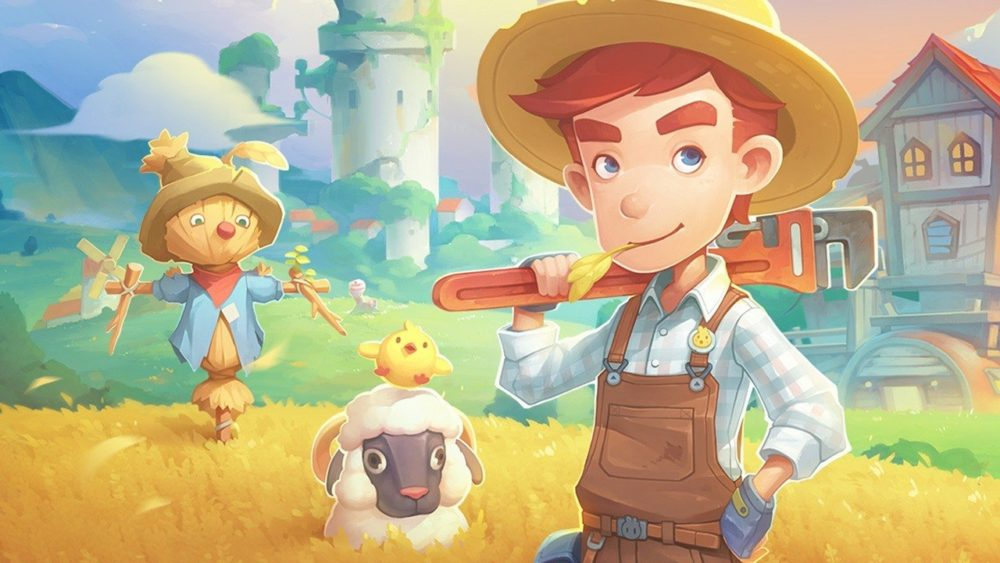 how to get old parts, my time at portia, guide