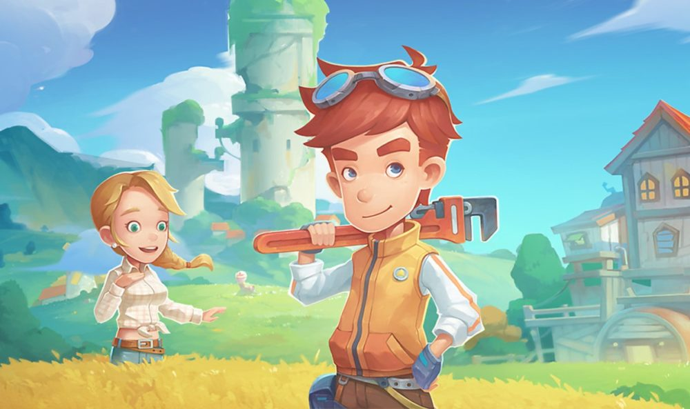 how to build, upgrade, my time at portia