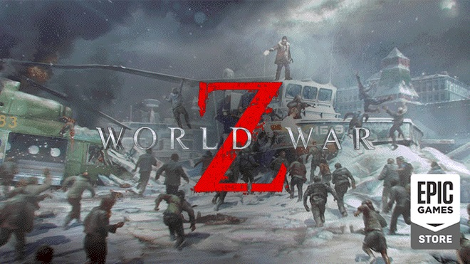World War Z, Epic Games Store