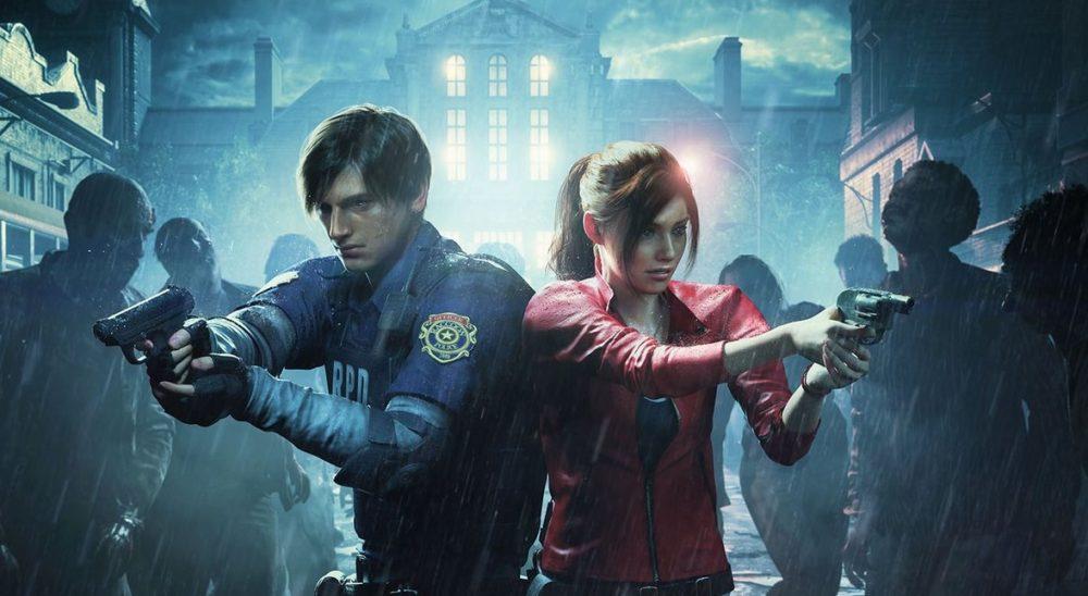 resident evil 2, horror games
