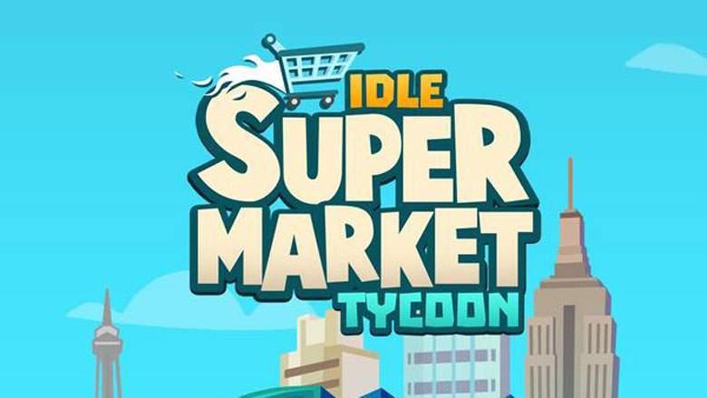 Idle Supermarket Tycoon, paris