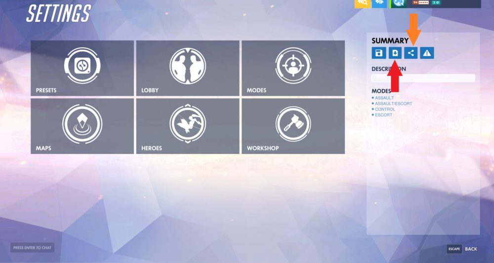 Overwatch Workshop Explained: How to Access, What It Is, Share Codes