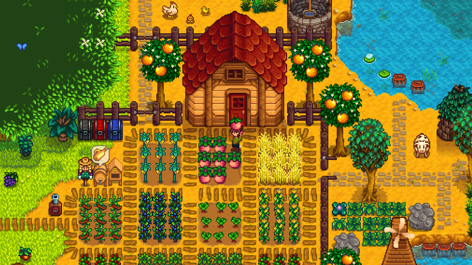 coolest stardew valley farms