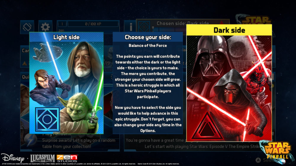 Star Wars Pinball Coming to Switch Sept  13, Launching with 19 Tables